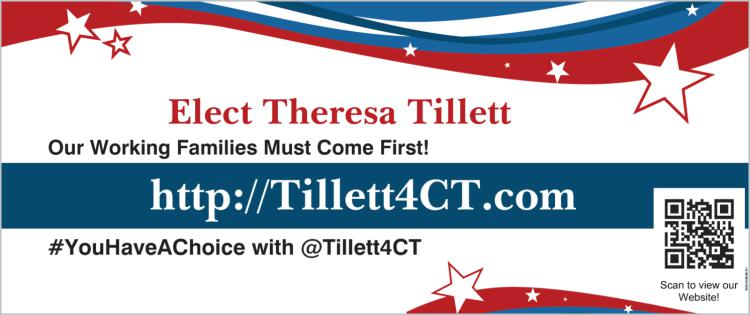 Tillett for Connecticut